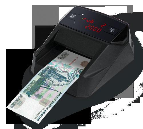 Автоматический детектор валют Moniron Dec Multi