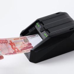 Автоматический детектор валют Moniron Dec POS: проверка 5000 банкноты